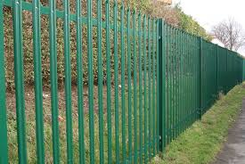 Commercial fencing contractor Kings Lynn and Norfolk